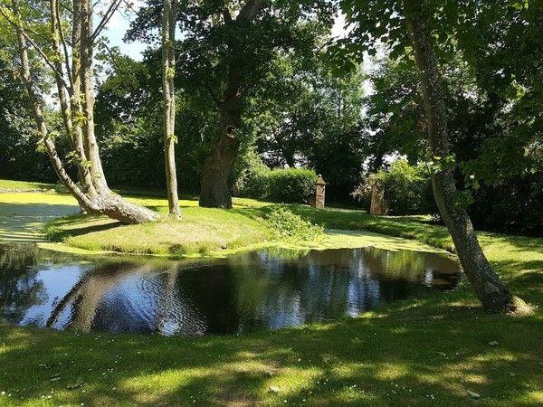 Alerv Visite Du Jardin D 39 Etienville